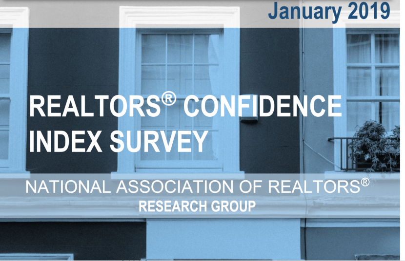 Contra Costa Real Estate Realtors Confidence Index Report